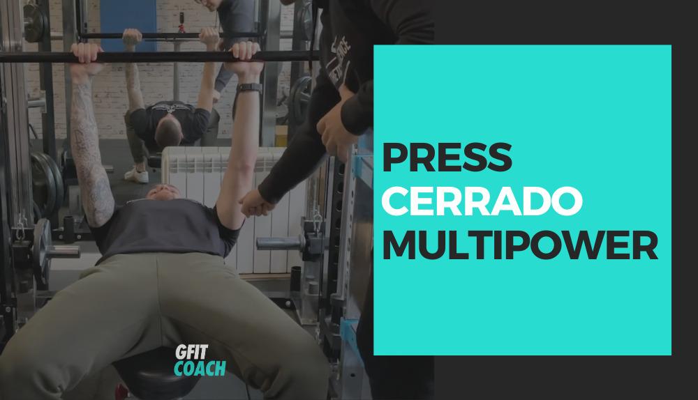 Press cerrado en Multipower