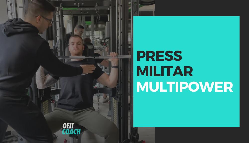 Press militar en Multipower